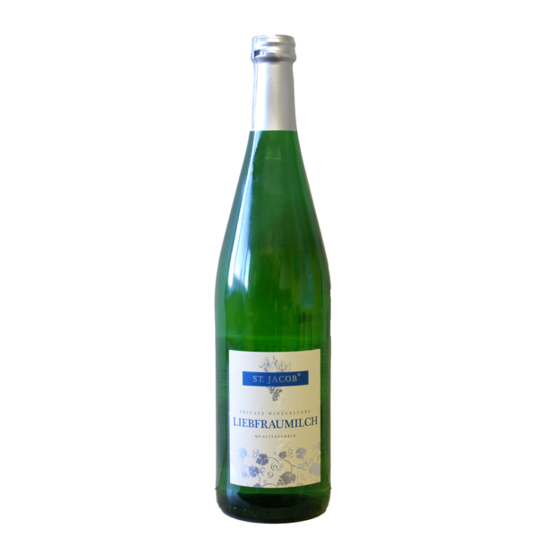 St Jacob Liebfraumilch 75cl