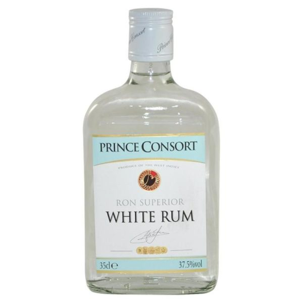 Prince Consort white rum 35cl